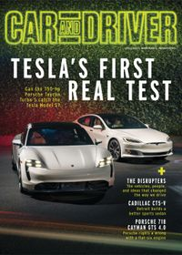 April 01, 2020 issue of Car and Driver