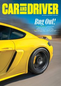 June 01, 2020 issue of Car and Driver