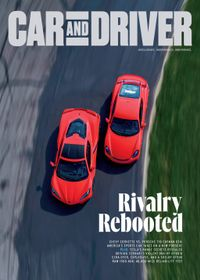 September 01, 2020 issue of Car and Driver