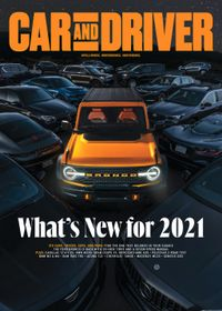 October 01, 2020 issue of Car and Driver