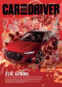 December 01, 2020 issue of Car and Driver