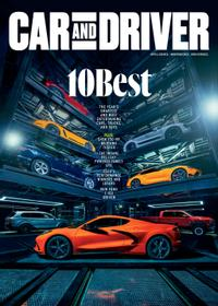 January 01, 2021 issue of Car and Driver