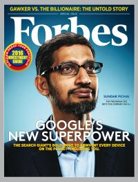 June 30, 2016 issue of Forbes