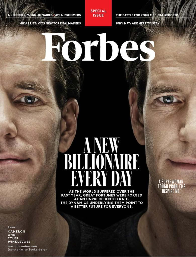 FORBES SPECIAL Magazine