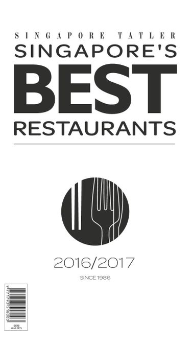 Singapore Tatler Singapore's Best Restaurants