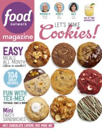May 01, 2018 issue of Food Network Magazine