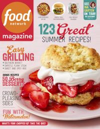 July 01, 2018 issue of Food Network Magazine