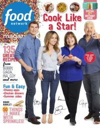August 31, 2018 issue of Food Network Magazine