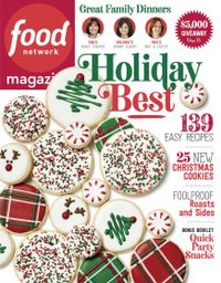 December 01, 2018 issue of Food Network Magazine