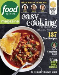 January 01, 2019 issue of Food Network Magazine