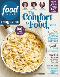 February 28, 2019 issue of Food Network Magazine