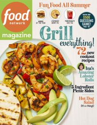 May 31, 2019 issue of Food Network Magazine
