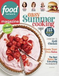 June 30, 2019 issue of Food Network Magazine