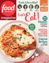 February 29, 2020 issue of Food Network Magazine