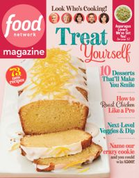 March 31, 2020 issue of Food Network Magazine