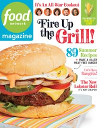 June 01, 2020 issue of Food Network Magazine