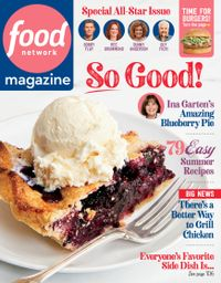 July 01, 2020 issue of Food Network Magazine