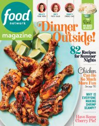 September 01, 2020 issue of Food Network Magazine