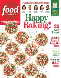 December 01, 2020 issue of Food Network Magazine