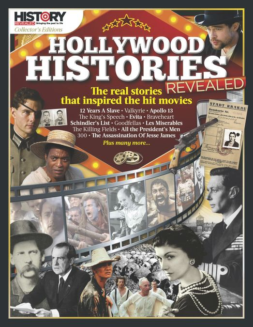 Hollywood Histories Revealed