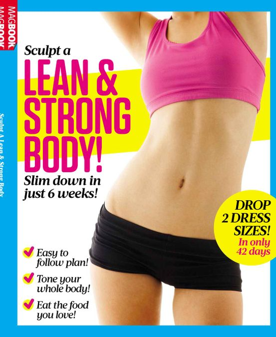 Women's Fitness Sculpt A Lean and Strong Body