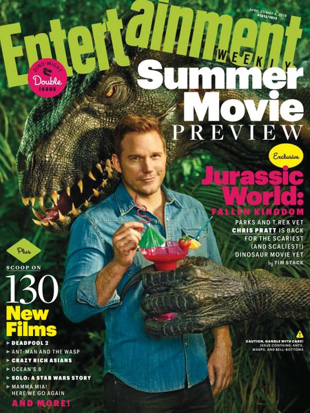 Buy April 27 2018 Entertainment Weekly