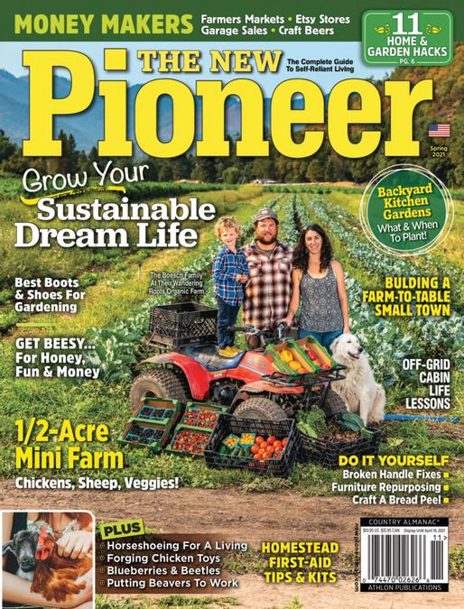 The New Pioneer