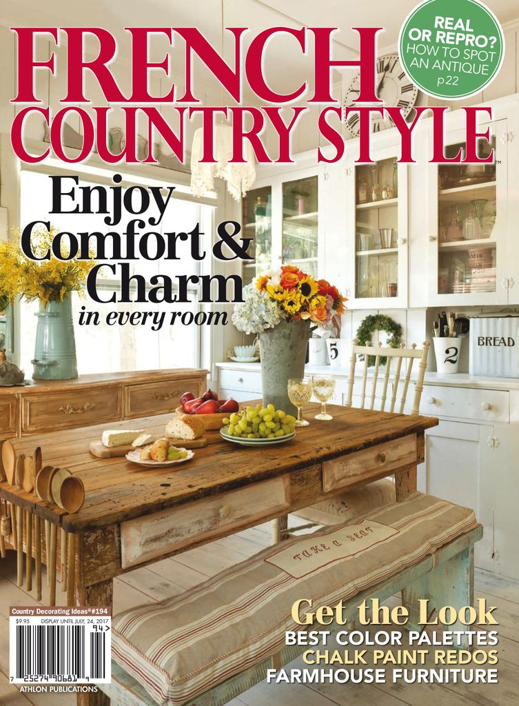 French Country Style - Issue Subscriptions