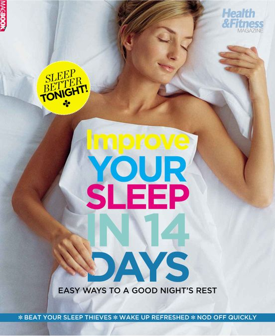 H&F Improve your sleep in 14 days