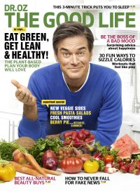 June 01, 2017 issue of Dr. Oz The Good Life