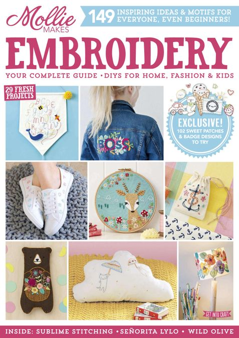 Mollie Makes Embroidery
