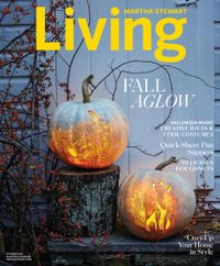 September 30, 2018 issue of Martha Stewart Living