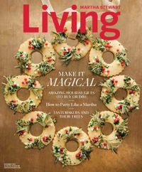 December 01, 2018 issue of Martha Stewart Living