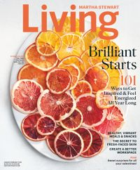 December 31, 2018 issue of Martha Stewart Living