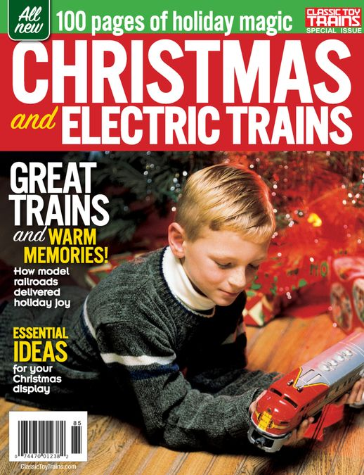 Christmas & Electric Trains