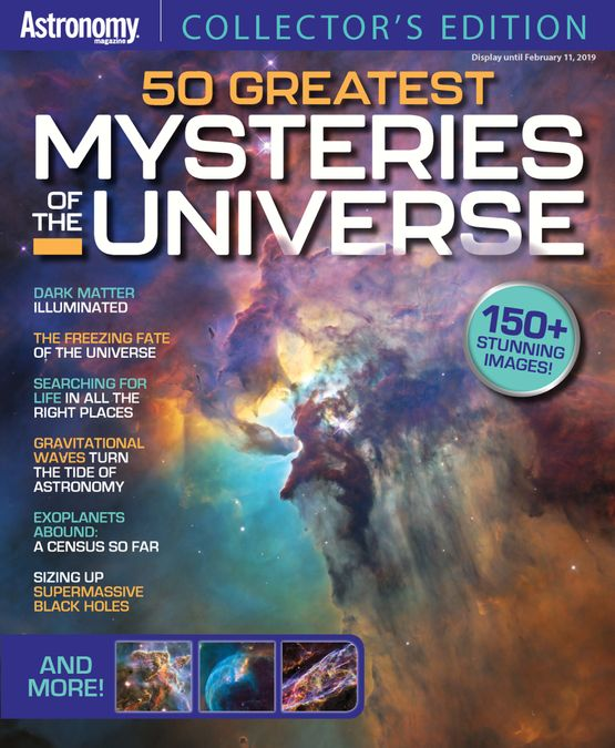 50 Greatest Mysteries in the Universe