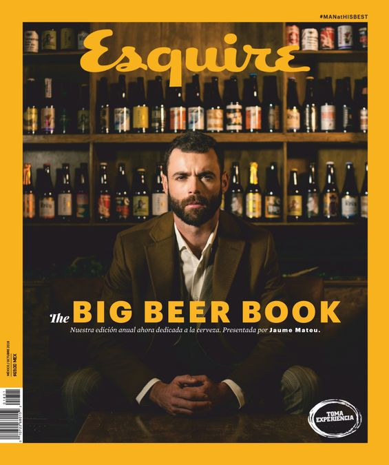 Esquire The Beer Book México