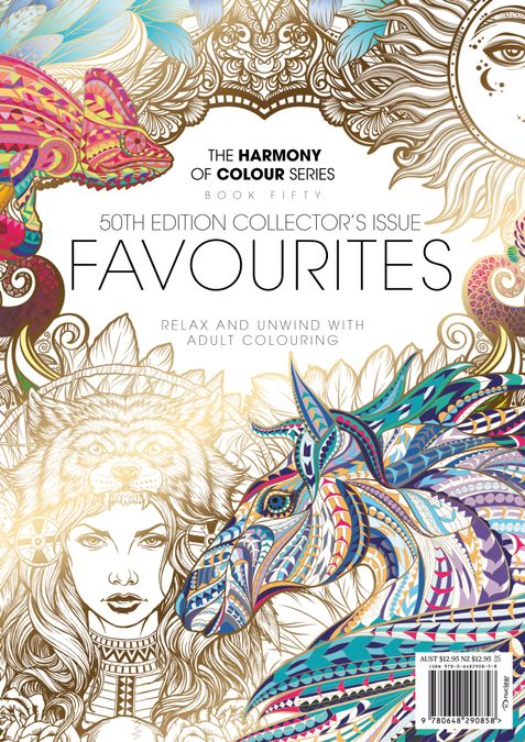 Colouring Book: Favourites