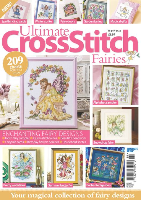 Ultimate Cross Stitch Fairies