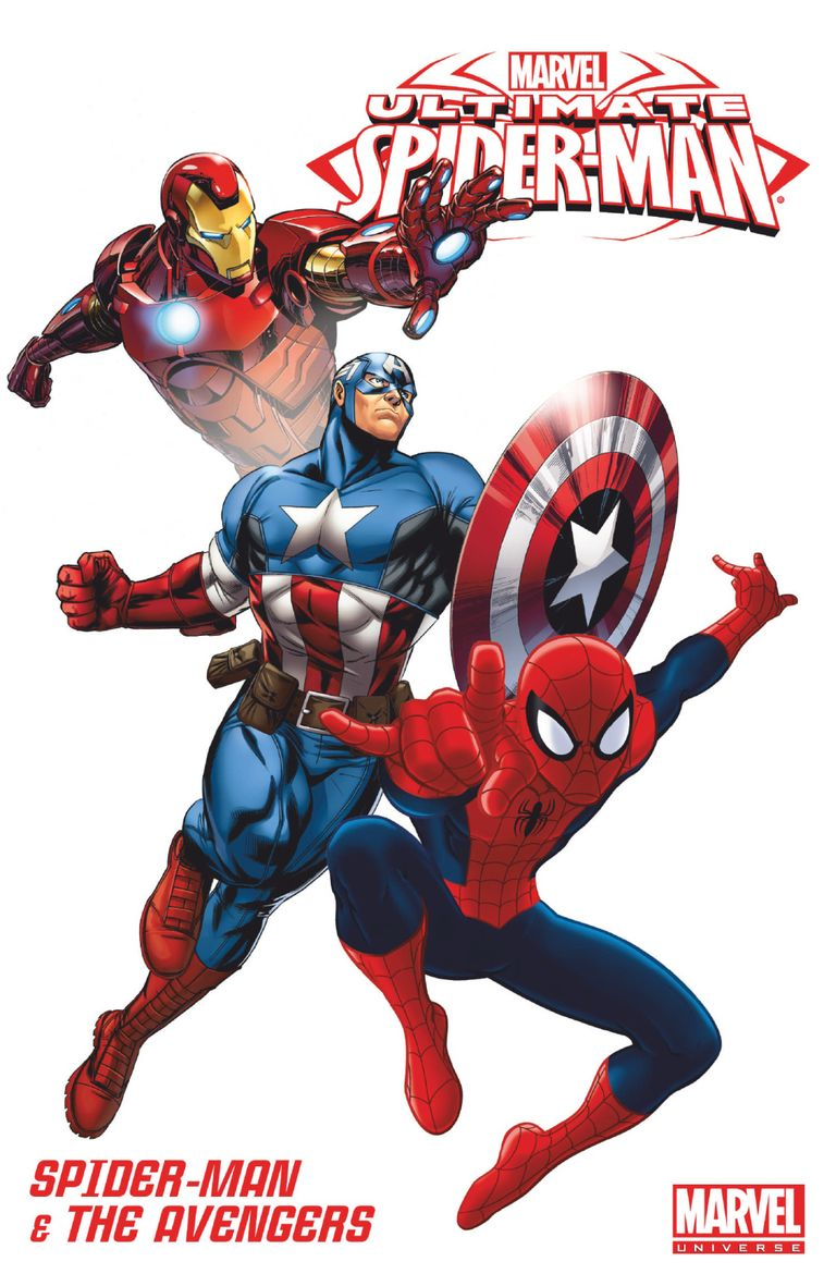 Marvel Universe Ultimate Spider-Man and The Avengers
