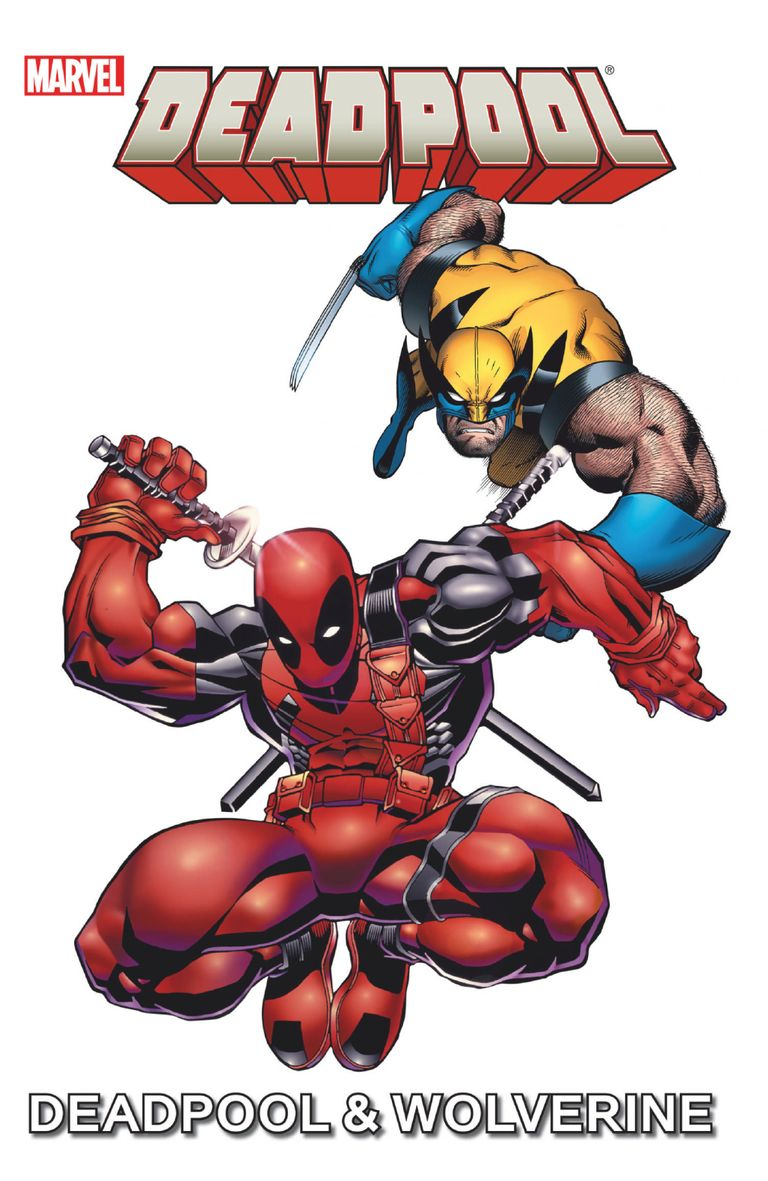 Marvel Universe Deadpool and Wolverine