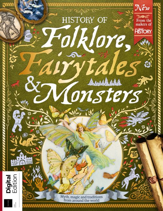 History of Folklore, Fairytales & Monsters