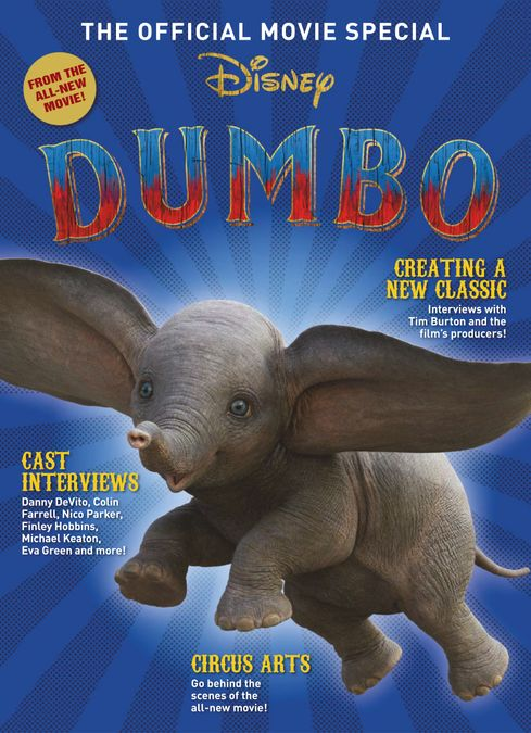 Dumbo: The Official Movie Special