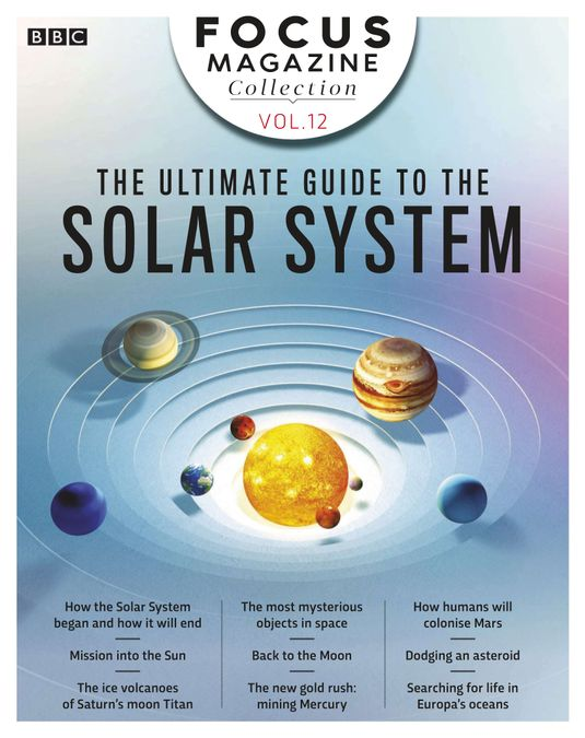 The Ultimate Guide to the Solar System