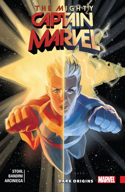 The Mighty Captain Marvel (2016-2017)