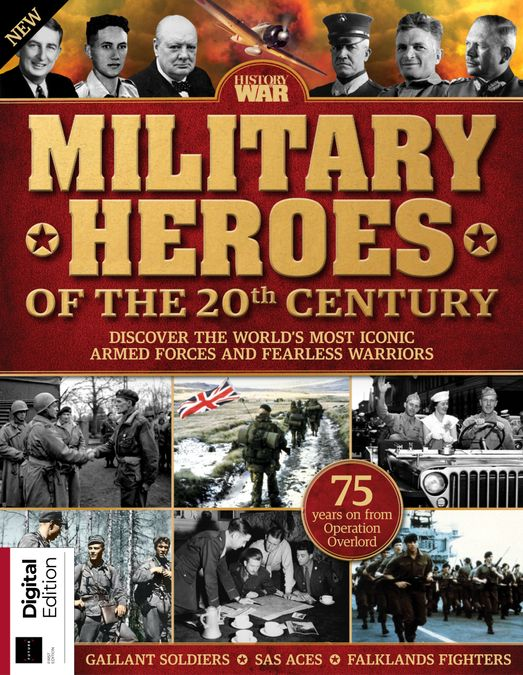 Military Heroes of the 20th Century