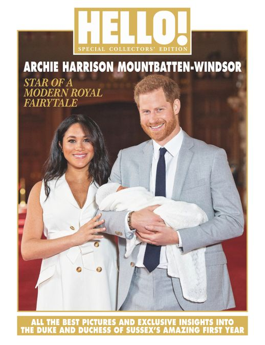 Hello Magazine Supplements_Royal Baby Special 2019