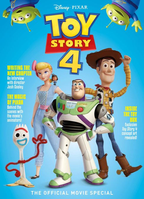 Toy Story 4 - The Official Movie Special