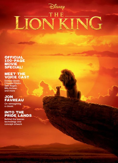 The Lion King: The Official Movie Special