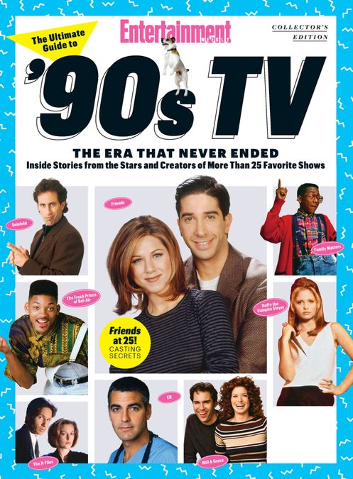 Entertainment Weekly The Ultimate Guide to 90's TV